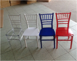 Variety of Tiffany Chairs