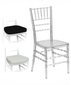 Clear Resin Tiffany Chair Manufacturers China